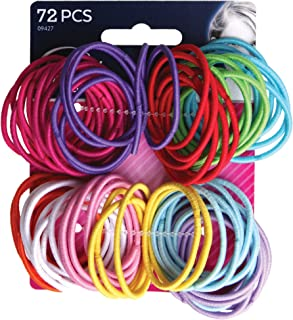 Goody 1942547 Girls Ouchless Elastics, 2 Mm, Multi-Colour ' 72 Units