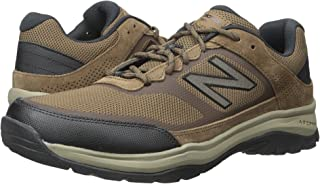 (ニューバランス) New Balance メンズウォーキングシューズ?靴 MW669v1 Brown 11 (29cm) 4E - Extra Wide