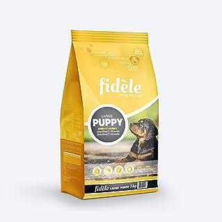 Fidele Dry Dog Food, Puppy Large Breed, 1-kg