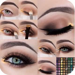 Eye Makeup Tutorial step by step 2018
