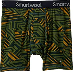 Merino 150 Printed Boxer Brief