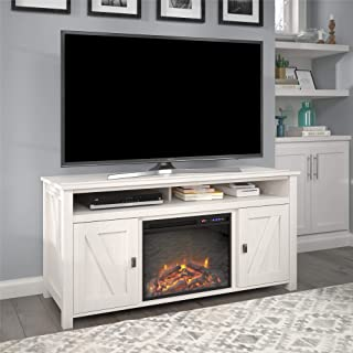 Ameriwood Home Farmington Electric Fireplace Console 60