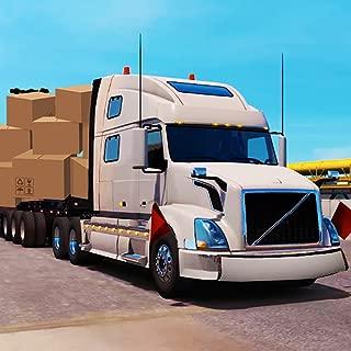 Euro Truck Driver Xtreme Trucker Driving Simulator