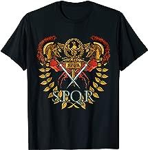 SPQR Ancient Rome Roman Empire Shirt Gift Christmas Birthday