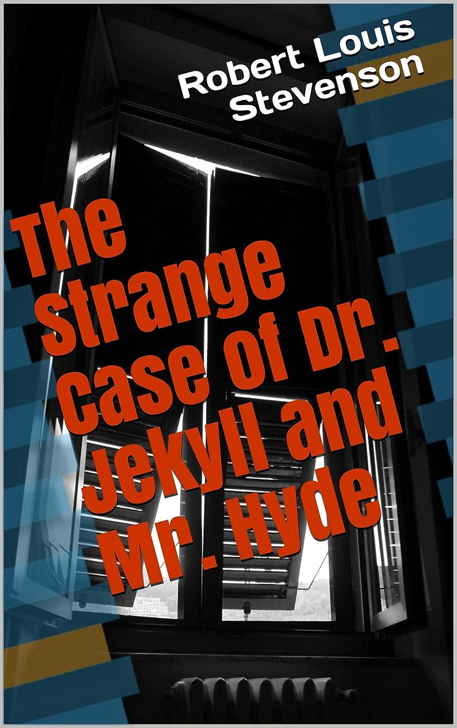 子音広く消化器The Strange Case of Dr. Jekyll and Mr. Hyde (English Edition)