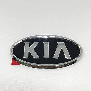 Sell by Automotiveapple, Kia Motors OEM Genuine 863182G000 Rear Trunk KIA Logo Emblem 11.5cm 1-pc For 2004~2007 Kia Picanto : Morning