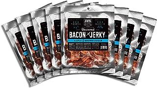 J&K Bacon Jerky - Maple & Brown Sugar 2.0oz. - 8 Pack