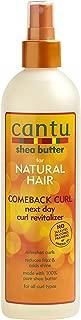 Cantu Comeback Next Day Curl Revitalizer, 12 Fluid Ounce