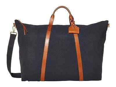 Madewell Canvas Bag (Black Sea) Duffel Bags