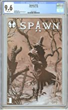 Spawn #174 CGC 9.6 White Pages 2062563007 First Gunslinger