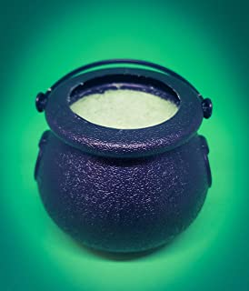 Witches Brew Bath Bomb 5.5 oz * Cauldron Bath Bomb * Cauldron Fizzie * Dragons Blood * Halloween Bath Bomb * Bucket Bath Bomb * Halloween Gifts