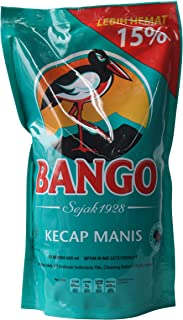 Bango Sweet Soy Sauce Refill, 20 Fluid Ounce