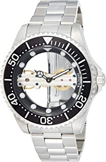 Invicta 24692 Pro Diver Men's Wrist Watch stainless steel Mechanical Black Dial