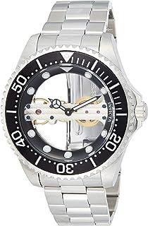 ساعة برو دايفر بمينا سوداء ميكانيكية للرجال من انفيكتا 24692