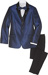 Steve Harvey Big Boys' Five Piece Suit Set