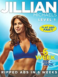 Jillian Michaels: 6 Week Six Pack - Level 1