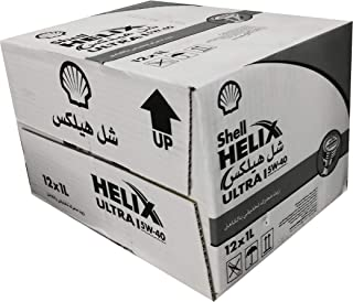 Shell engine oil helix ultra 5w40