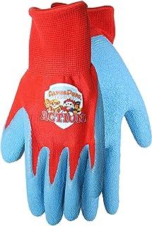 Nickelodeon Paw Patrol Kids Garden Gripping Glove, Nickelodeon Paw Patrol Kids Jersey Gloves, 100T