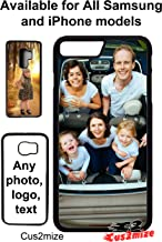 Personalized Phone case Custom Phone case Personalized iPhone case Personalized Samsung case Make Your own Phone case with Photo Logo Customized Phone case Personalized Gifts (Samsung Galaxy s7 Edge)
