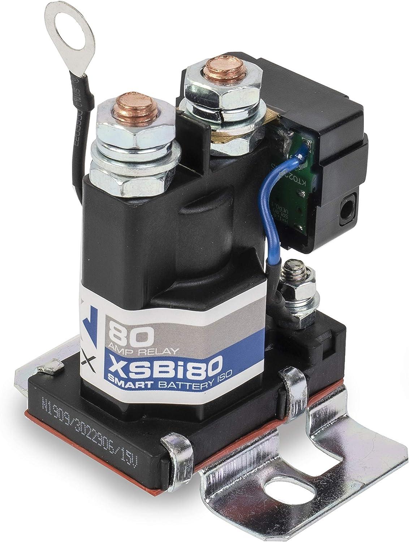 NVX XSBI80 Microprocessor-Controlled 80 Amp Dual Sensing Smart R