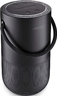 BOSE PORTABLE HOME SPEAKER ポータブルスマートスピーカー Amazon Alexa搭載 トリプルブラック