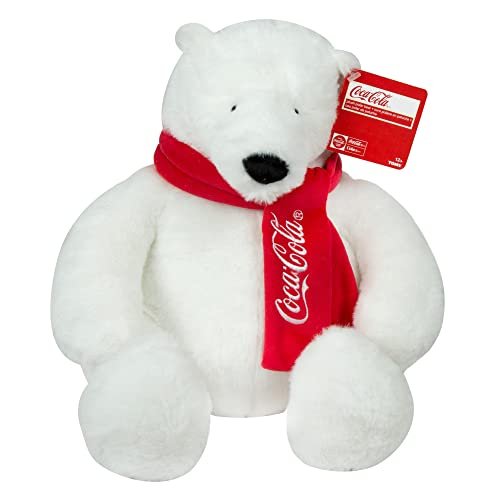 Coca Cola Always Cool Polar Bear Sweatshirt Large