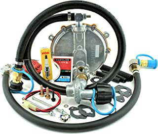 Grenergy - EU2000i Propane, Natural Gas & Gasoline Tri Fuel Conversion Kit for Honda Generator Inverter LPG CNG