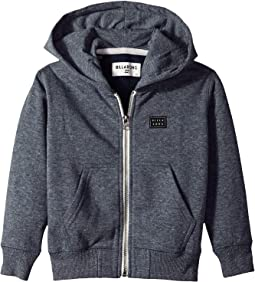 All Day Zip Hoodie (Toddler/Little Kids)