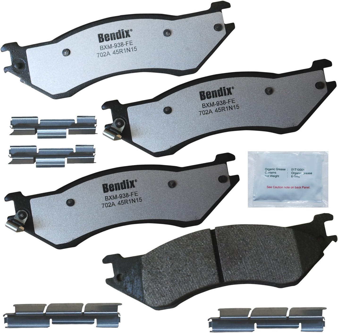 Bendix Fleet OFFicial mail order Metlok Brake Spring new work MKD702AFM Pads