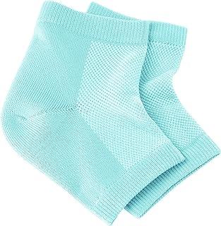 608 M Size Vented Moisturizing Gel Heel Sleeves