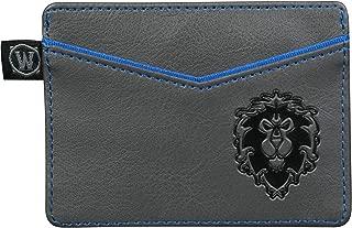 JINX World of Warcraft Alliance Travel Card Wallet, Standard Size