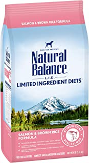 Sponsored Ad - Natural Balance L.I.D. Limited Ingredient Diets Dry Dog Food with Grains