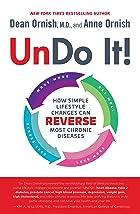 Cover image of Undo It! by Anne Ornish & Dean Ornish