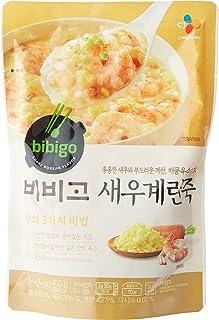 CJ Bibigo Shrimp and Egg Porridge, 450 g