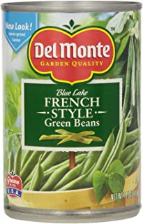 Del Monte French Style Green Beens, 14.5-Ounce (Pack of 8)