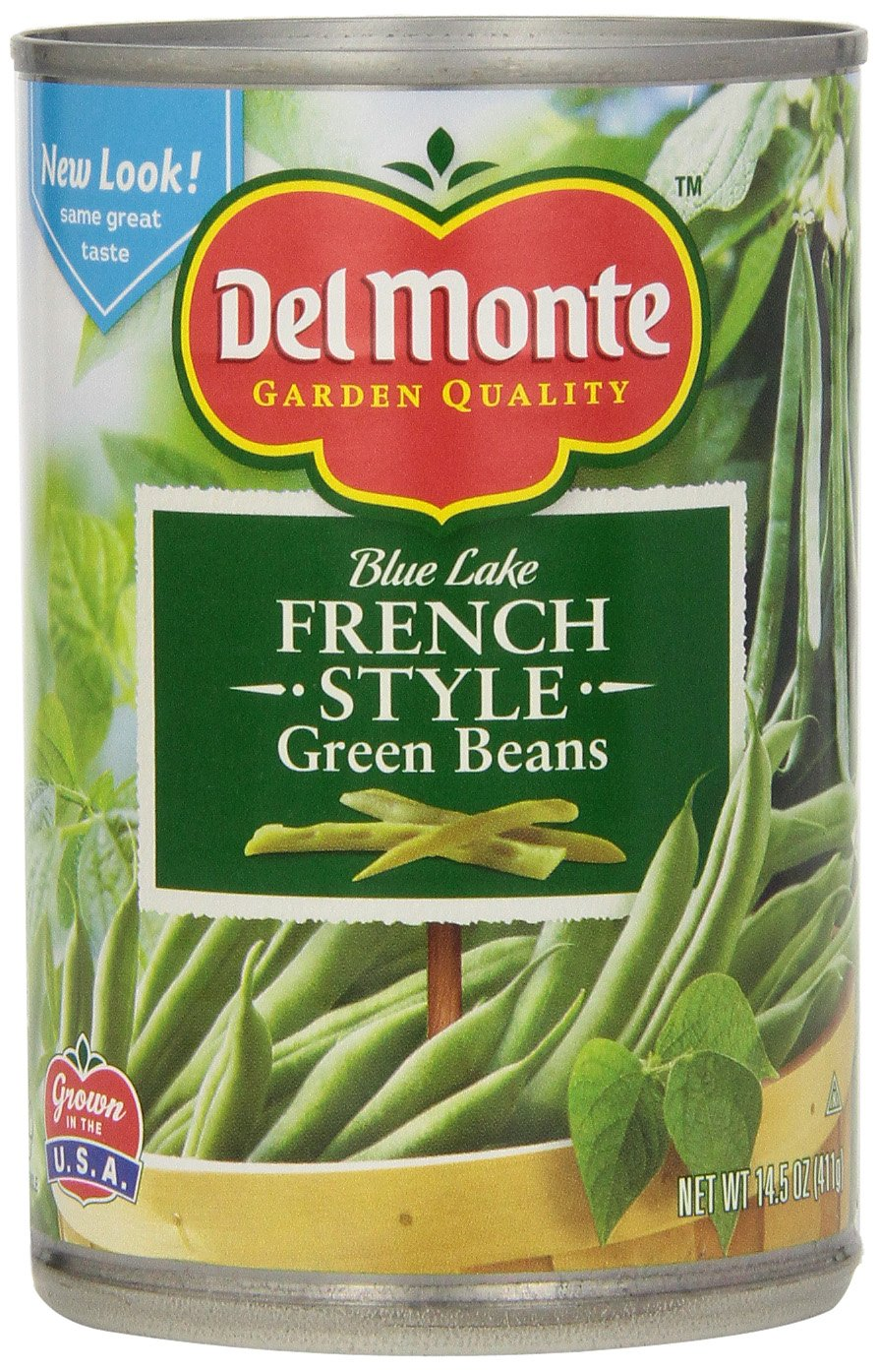 Del Monte French Style Green of 8 Pack 14.5-Ounce Boston Mall Beens Indefinitely