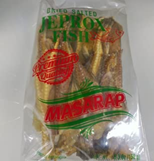Dried Salted Jeprox Fish Pack of Two150 G a Pack