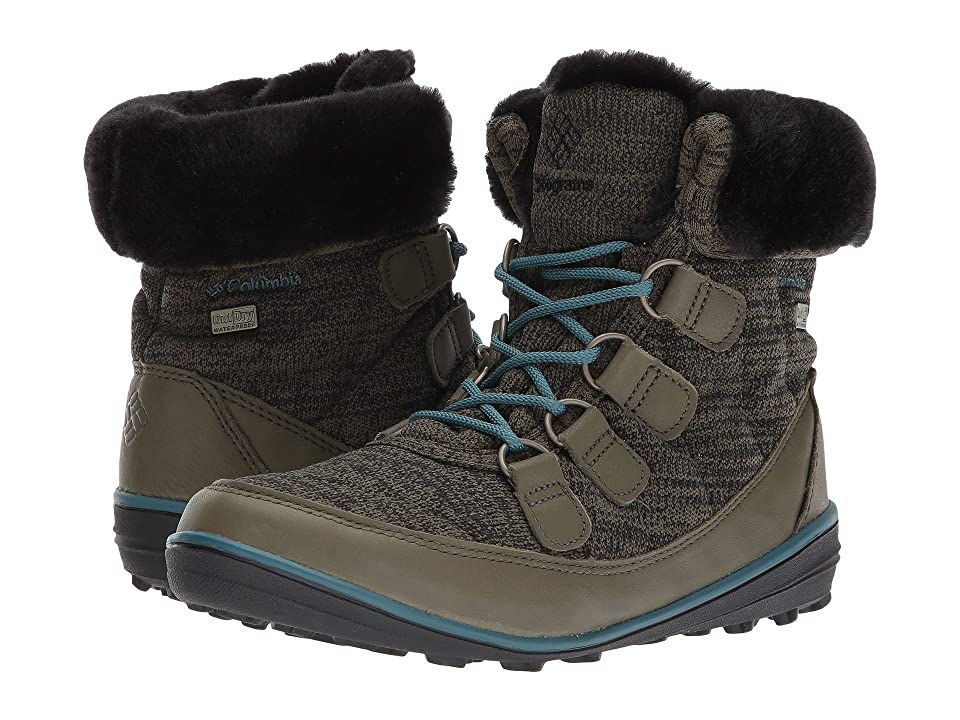 Columbia Heavenly Chimera Shorty Omni-Heat Outdry (Nori/Cloudburst) Women