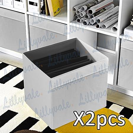 Drona tejido caja de almacenamiento para acelerar de IKEA ...