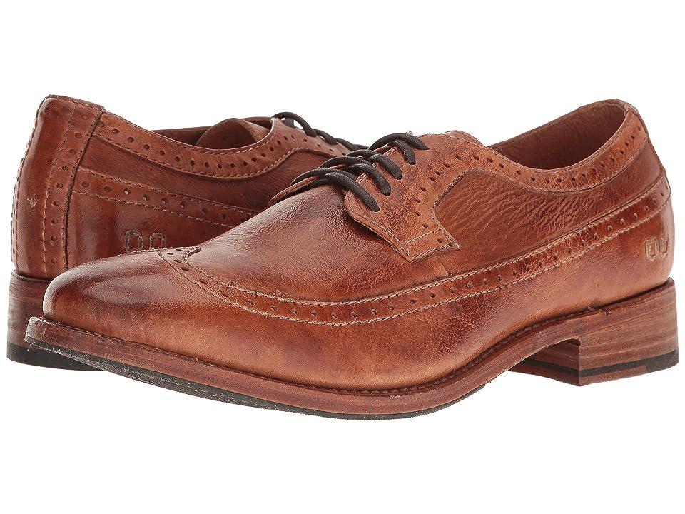 Bed Stu Shale (Cognac Dip-Dye Leather) Men