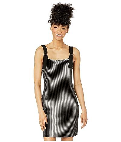 BCBGeneration D-Ring Bodycon Dress (Black) Women