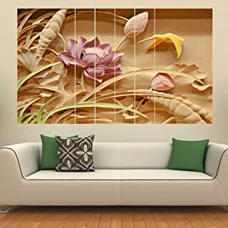 Kyara arts new concept grill big size Multiple Frames, Beautiful Wall art Painting for Living Room, Bedroom, Office, Hotel...