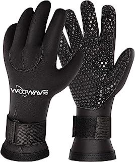 X-Smal Sea Hornet Scuba Diving Snorkeling 3mm diving gloves colour black size