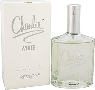 Charlie White by Revlon for Women - 3.4 Ounce Eau Fraiche Spray