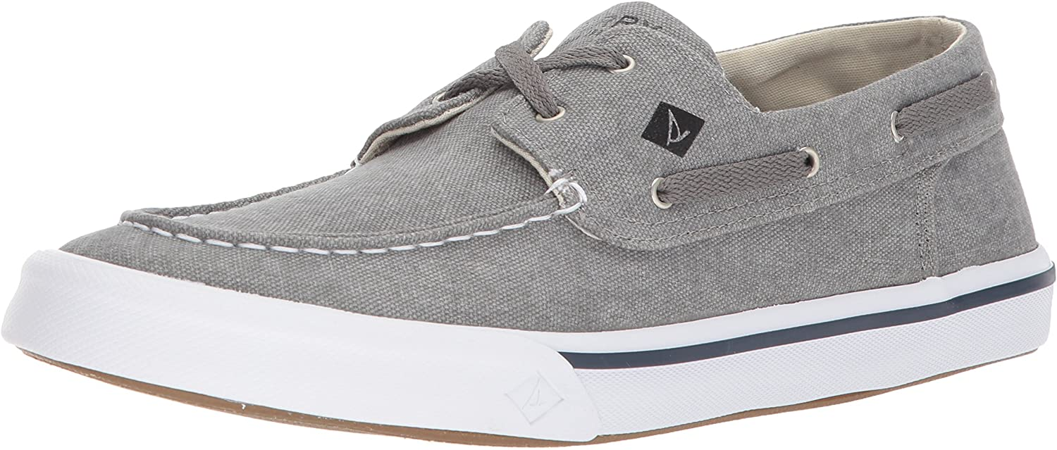 Sperry Top-Sider Bahama Ii Boat Washed Grey, Men's Boat