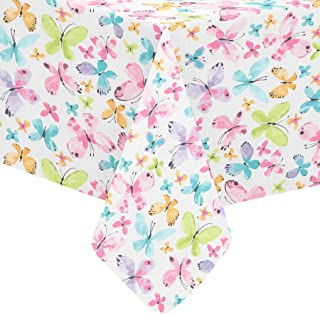Best butterfly plastic tablecloth Reviews