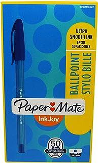Papermate Ink Joy 100 Ballpoint Pen, Blue Tk50
