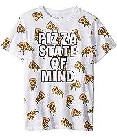 Chaser Kids Vintage Jersey Pizza State Tee (Little Kids/Big Kids)