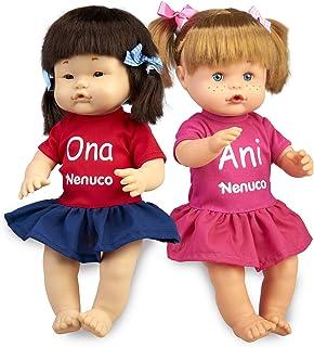 Nenuco de Famosa- Muñeca Ani y ONA Youtubers Oficial, Multicolor, única (700015020)