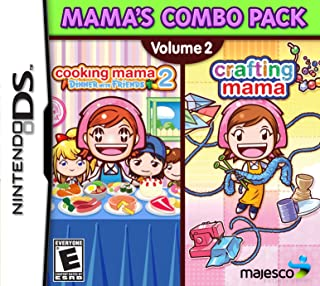 Mama's Combo Pack Vol. 2 - Nintendo DS